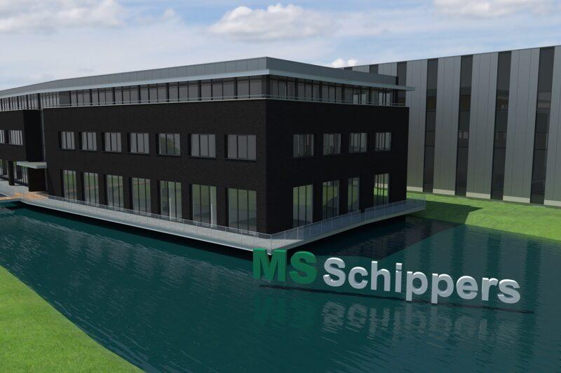 Artist Impression MS Schippers Hapert