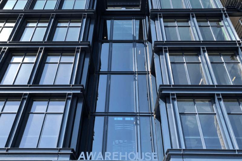 'Awarehouse' Danzigerkade 14-15 Amsterdam